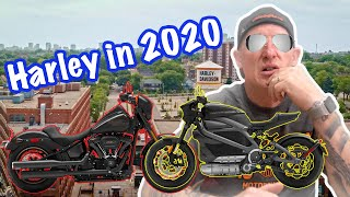 New 2020 Harley Models-The Good, The Bad, & The Softail Low Rider S?