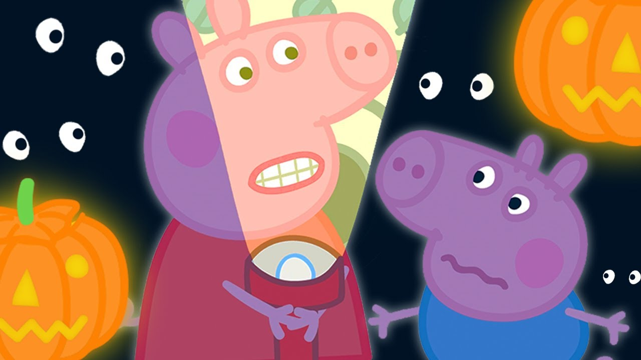 Peppa Pig Official Channel | Peppa Pig Halloween Spooky Moments Special