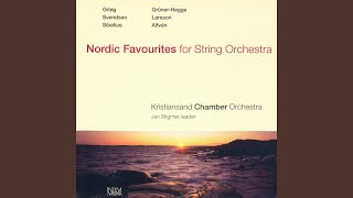 2 Swedish Folk-Melodies, Op. 27: No. 1. Allt under himmelens faste: Adagio