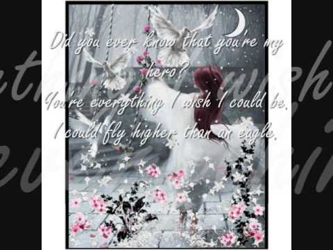 Charice- Wind Beneath My Wings (Lyrics!)
