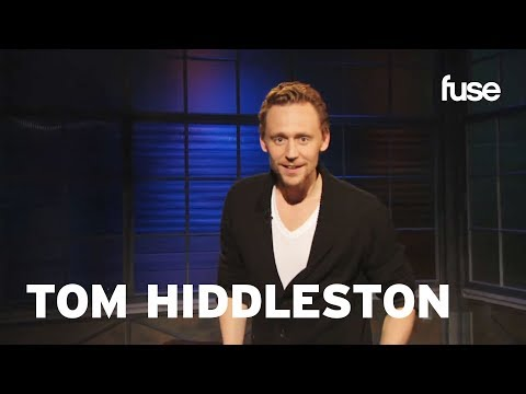 Tom Hiddleston Performs Henry V Monologue | Hoppus On Music
