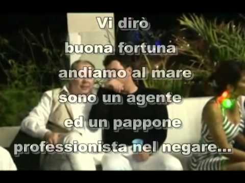 """""""Sono un agente, sono un pappone""""-Lele Mora-JP Perlage"""