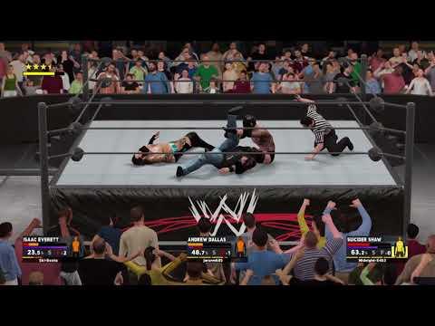 Everett vs Dallas vs Shaw