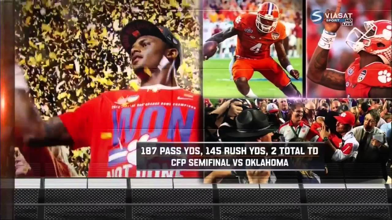 NCAA FB. Alabama Crimson Tide vs Clemson Tigers 11.01.16 CFP NATIONAL CHAMPIONSHIP GAME
