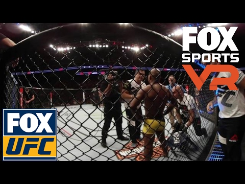 UFC Fight Night: Johnson vs. Reis | 360 VIDEO | UFC ON FOX