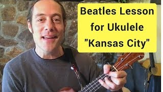 Learn a great Beatles riff on your Ukulele!
