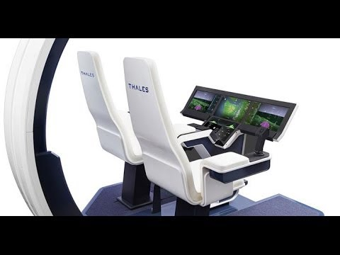 Thales Avionics2020 for Helicopter at Heli-Expo