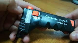 Интересная газовая горелка(мини)|ОБЗОР| куплено в леруа мерлен|
