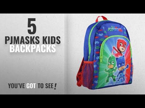 Best Pjmasks Kids Backpacks [2018]: PJ MASKS Boys PJ Masks Backpack