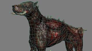 Бои собак мутантов