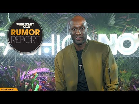 Lamar Odom Admits To Using Fake Penis To Pass Olympic Drug Test