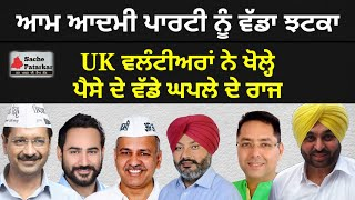 aam aadmi party uk bhagwant mann kejriwal