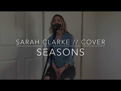 Sarah Clarke  Seasons  Hill The Peace Project COVER