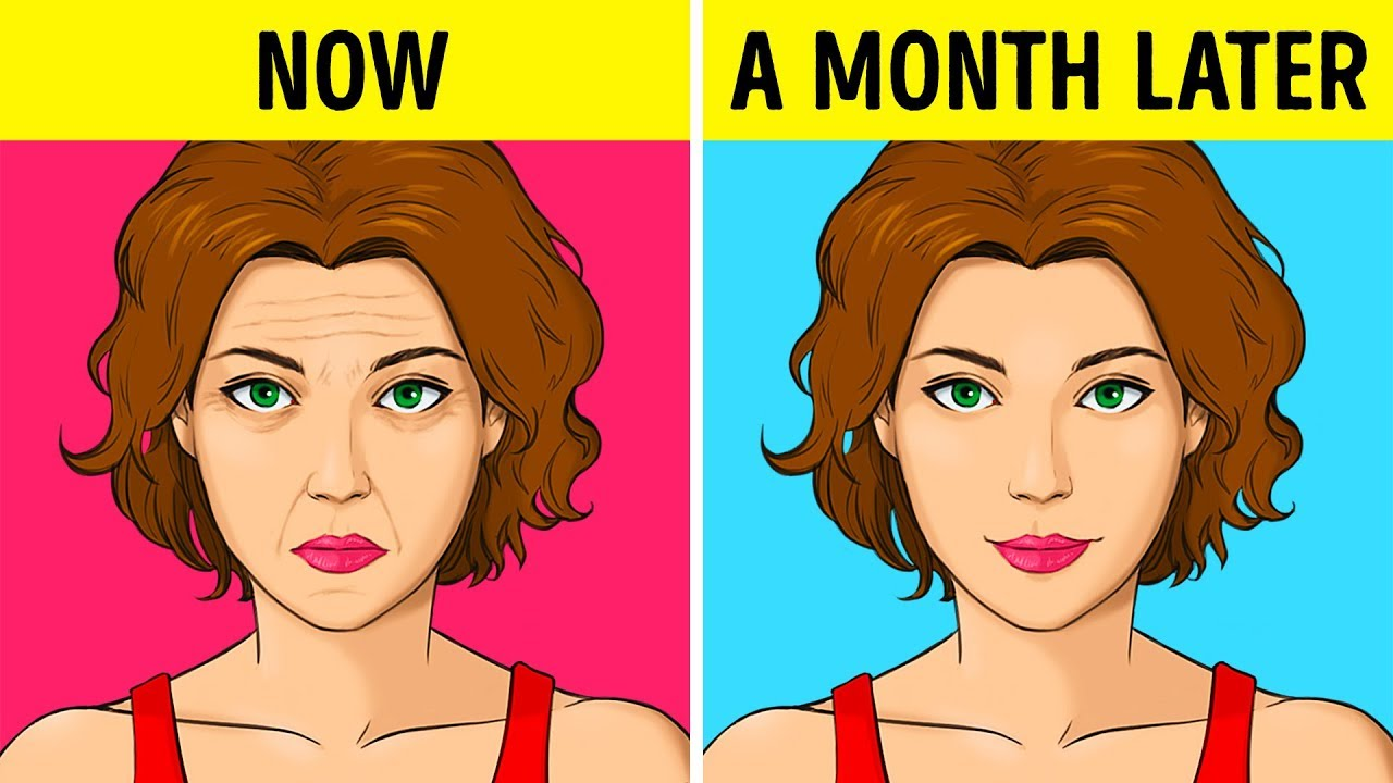 Do Japanese Massage Every Morning, See What Happens to Your Face