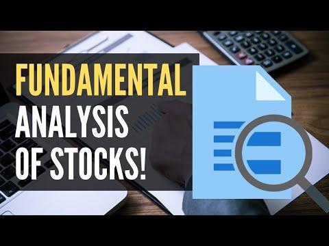 How to do Fundamental Analysis on Stocks? - Trade Brains