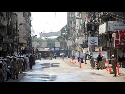 His Holiness Dr Syedna Mufaddal Saifuddin (tus) Vvip Protocol in Ashara Mubaraka 1439 Karachi