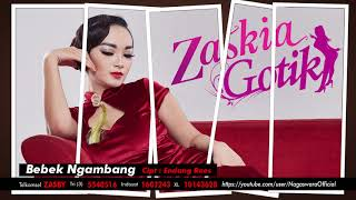 Zaskia Gotik - Bebek Ngambang (Official Audio Video)
