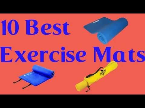 Best Exercise Mats Reviews - Personal Workout Mats