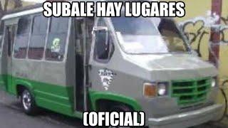 SUBALE HAY LUGARES (video Oficial)- GRUPO M