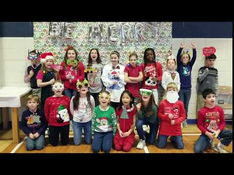 Merry Christmas from Mother Seton School