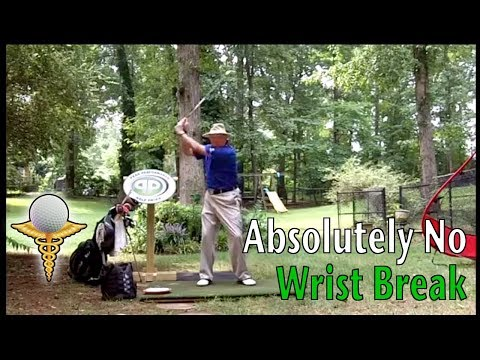Absolutely No Wrist Break