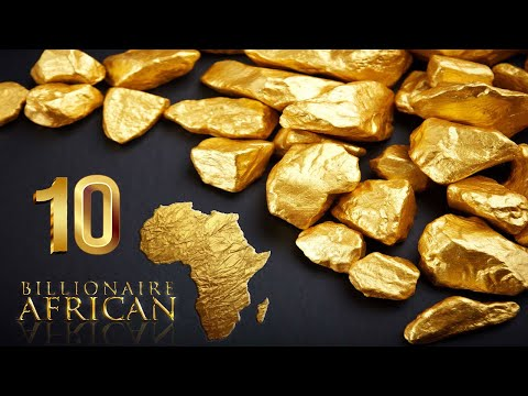 Top 10 Gold Producing Countries in Africa 2019