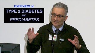Overview of Type 2 Diabetes and Prediabetes