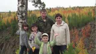 Усть-Илимск каньон илим 15-16 сентября 2012 г