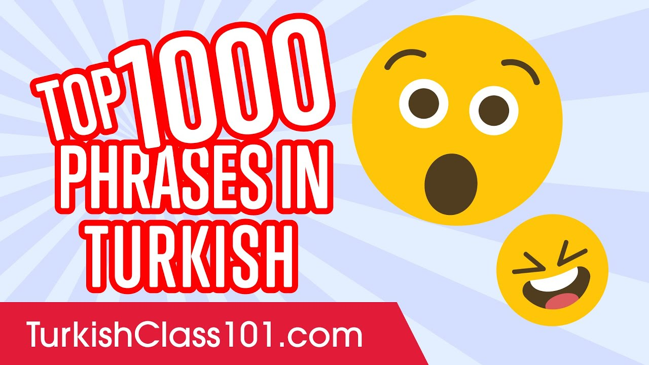 Learn Turkish Blog by TurkishClass101 com