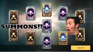 Destiny 6 Summons
