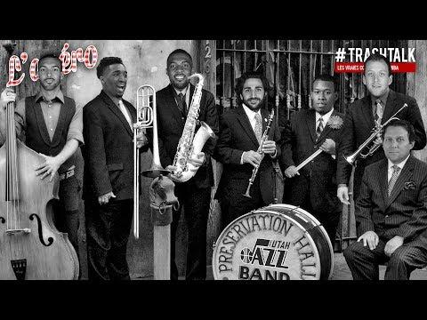 Utah Jazz : un groupe qui vit bien !