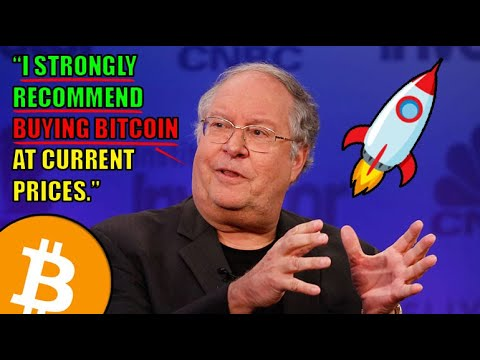 """I STRONGLY RECOMMEND BUYING BITCOIN AT CURRENT PRICES"" Legendary Investor Bill Miller 