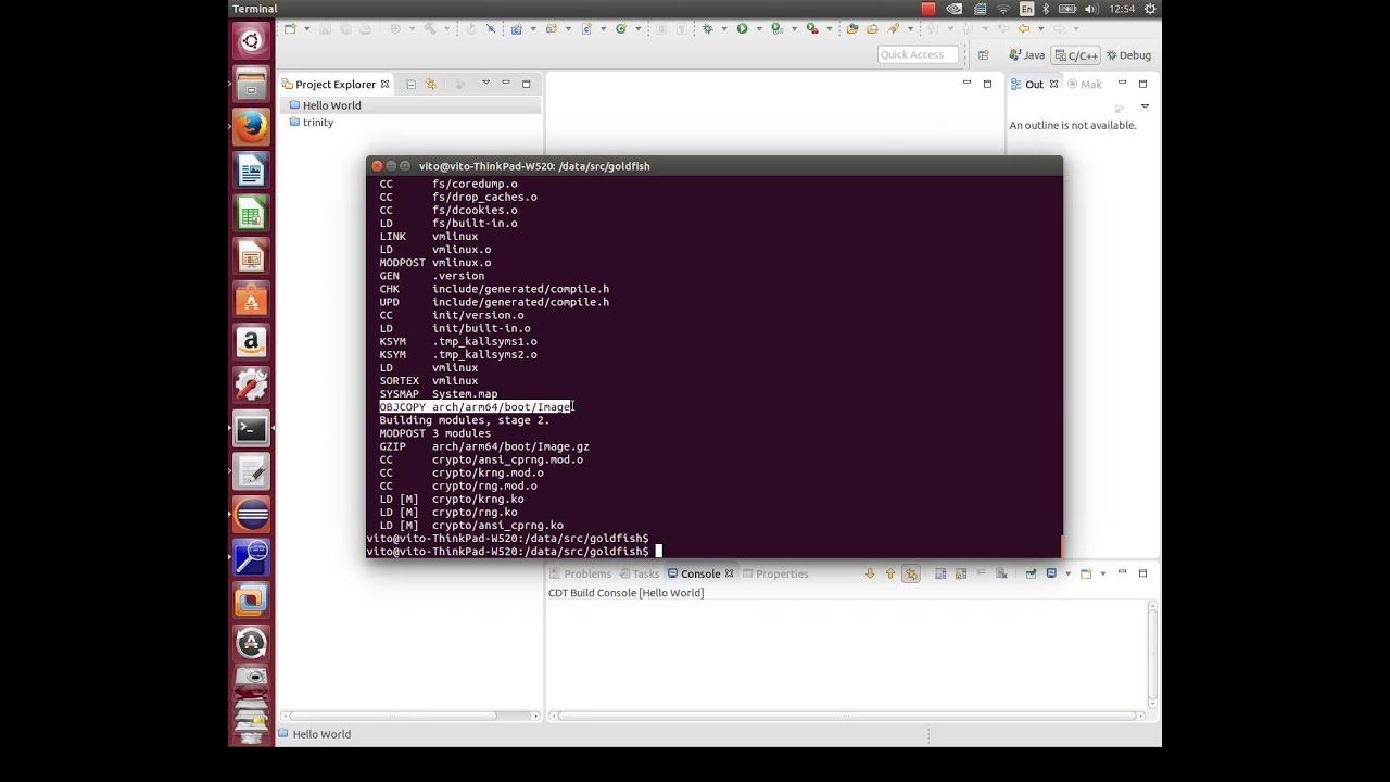 how to get the right kernel