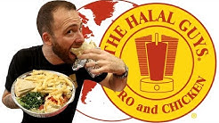 SPICY HALAL FEAST at The Halal Guys | South Miami, Florida