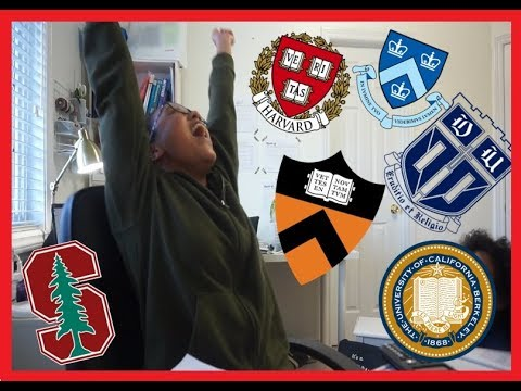 COLLEGE DECISIONS REACTIONS
