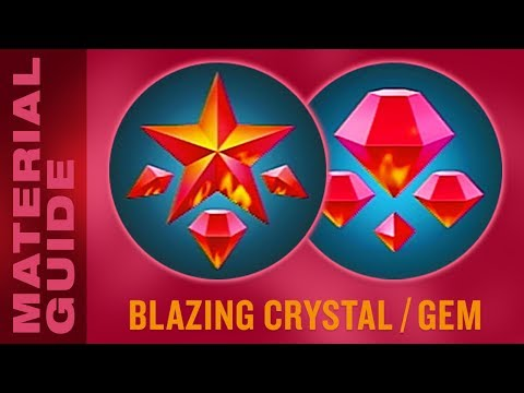 Farm Blazing Crystals and Gems FAST in Kingdom Hearts 3 (KH3 Material Synthesis Guide)