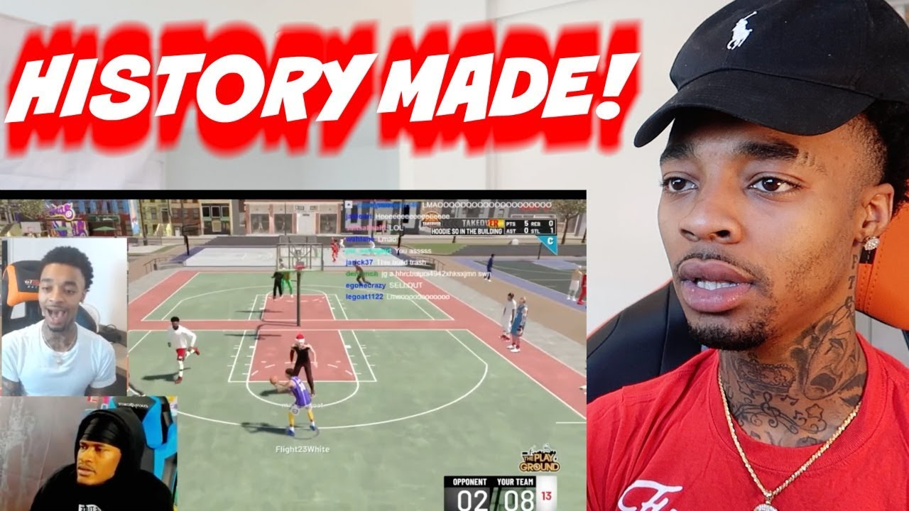 This Is What Happens When Me & Demigod Play 2K Together...(SHOCKED THE WORLD!!)
