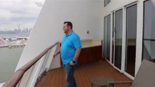 Anthem of the seas Royal Loft Suite cabin 8320