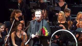 Baltijos šalių Akademijų Orkestro (BAO) Koncerto Atkurtos Lietuvos 100 – Mečiui Fragmentai
