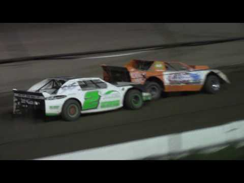 Genesee Speedway Street Stock Feature 8-6-16