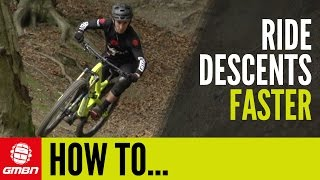 How To Find More Speed On Descents | Mountain Bike Skills thumbnail