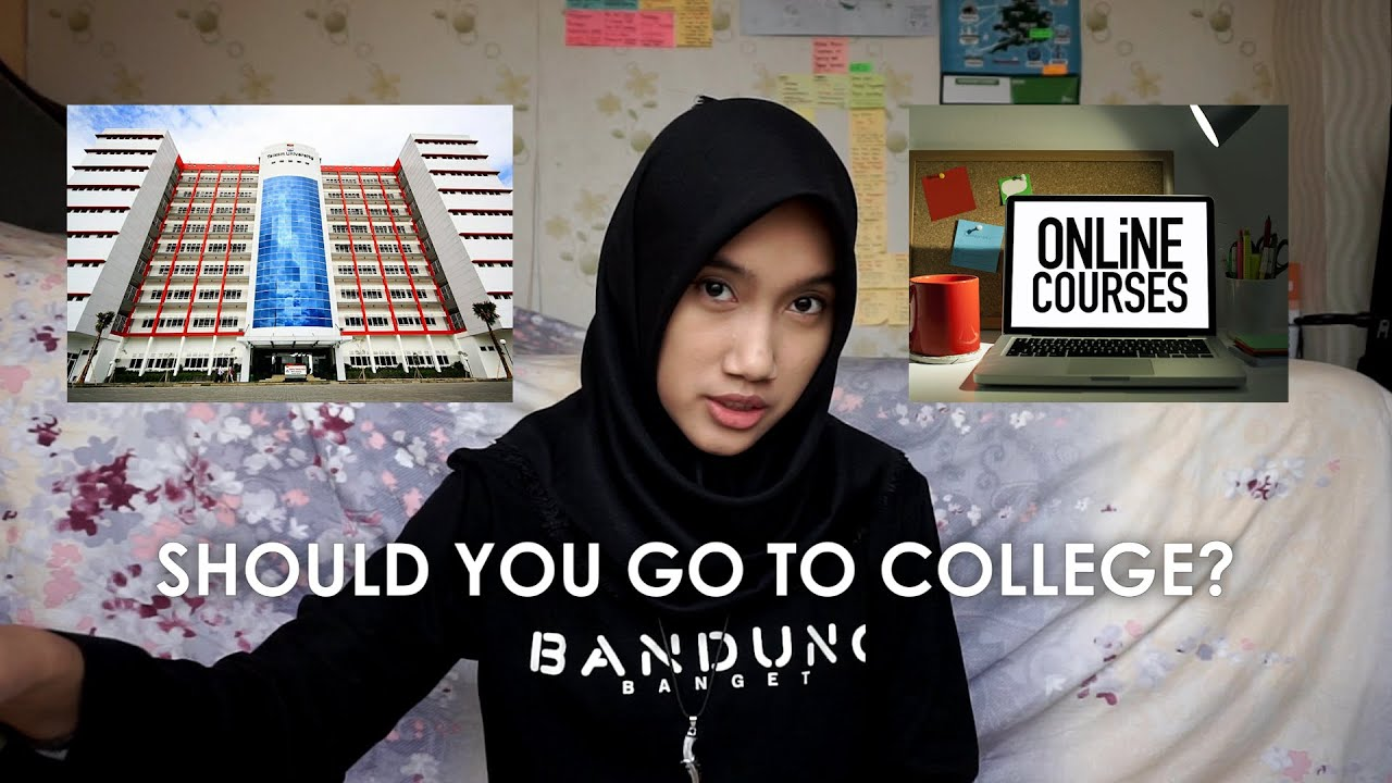 Should You Go to College? (Informatics Engineering) | Bahasa Indonesia Subtitle