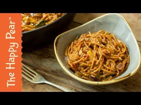 One Pot Spaghetti Bolognese | Easy Vegan Dinner