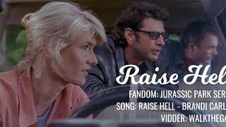 Jurassic Park Series | Raise Hell