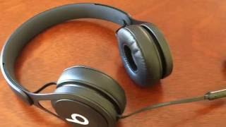 Unboxing and First Look at New Beats by Dr.Dre EP wired Headphones