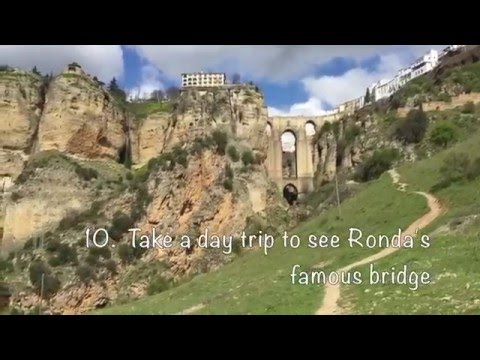 10 Things To Do in Málaga, Spain