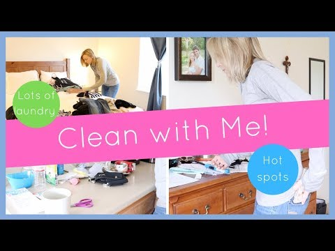 CLEAN WITH ME 2019 | HIGH-ENERGY CLEANING MOTIVATION