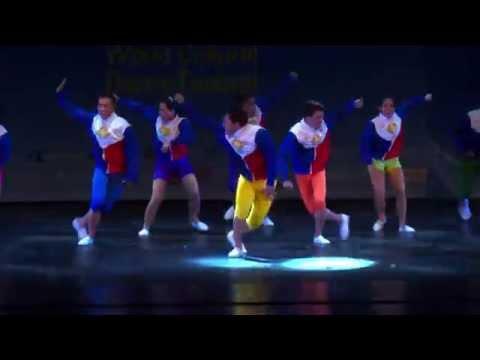"""2015 세계문화댄스페스티벌_대상_Philippines_Kahayag Dance Company_""""Tag-araw"""""""