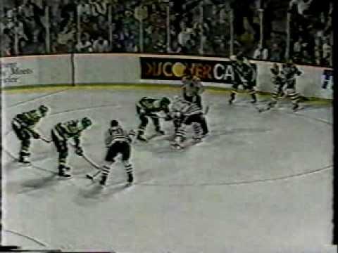 Blackhawks vs. Northstars 1989 Brawl Part 4