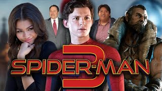 Prewriting Spider-Man: No Way Home | FULL FAN-MADE STORY | What It Should Be!